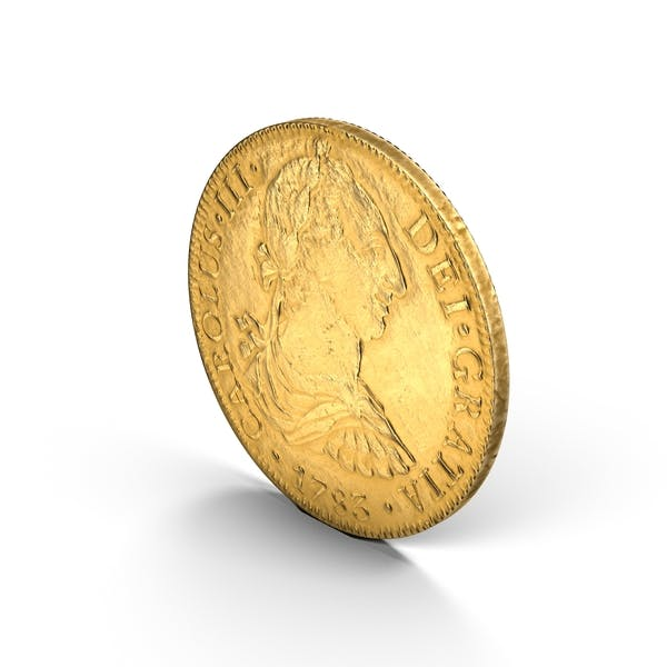 Thumbnail for Gold Doubloon