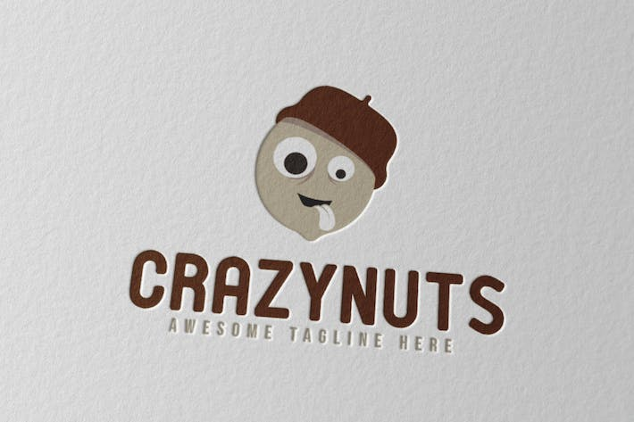 Thumbnail for Crazynuts Logo