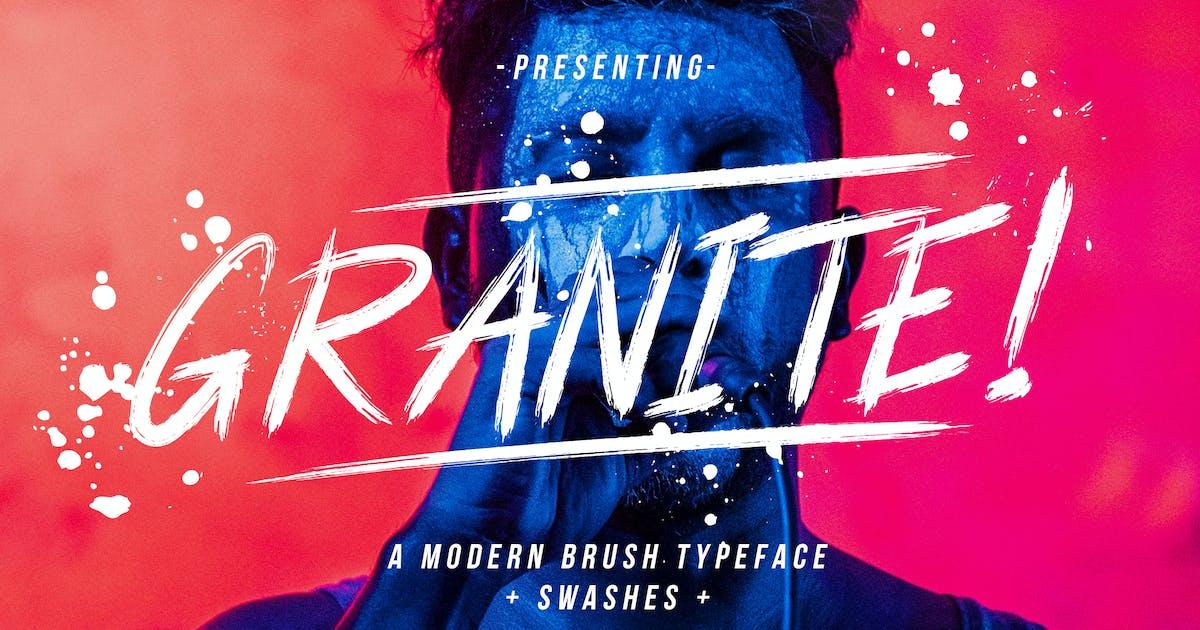 Download Granite Brush by RahardiCreative