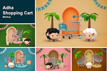 Adha Shopping Cart