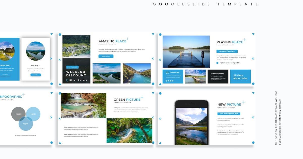 Download Riversite - Google Slides Template by aqrstudio
