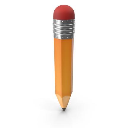 Bleistift-Cartoon