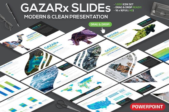 Thumbnail for Gazarx Powerpoint Presentation
