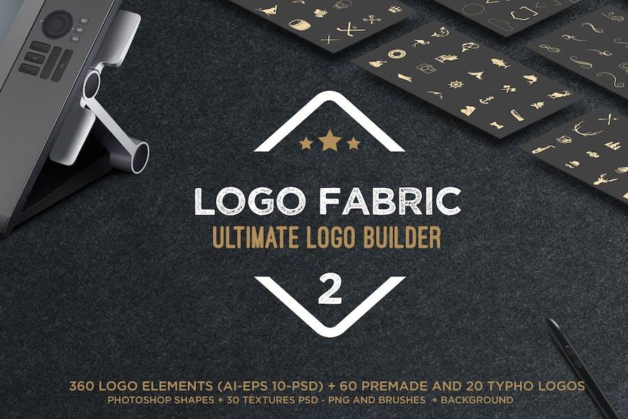Logo Fabric  2.0