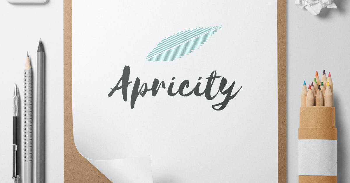 Download Apricity logo template by duelofdoves
