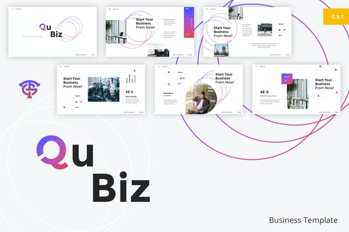 Thumbnail for Qu Biz Business - Google Slides