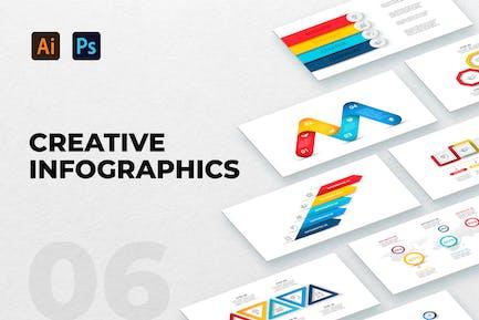 Creative Infographic Set 06