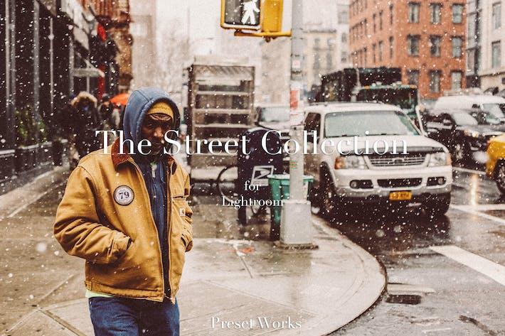 Thumbnail for Street Photography Paramètres prédéfinis de Lightroom