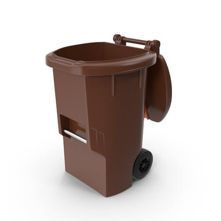 Trash Can Open New