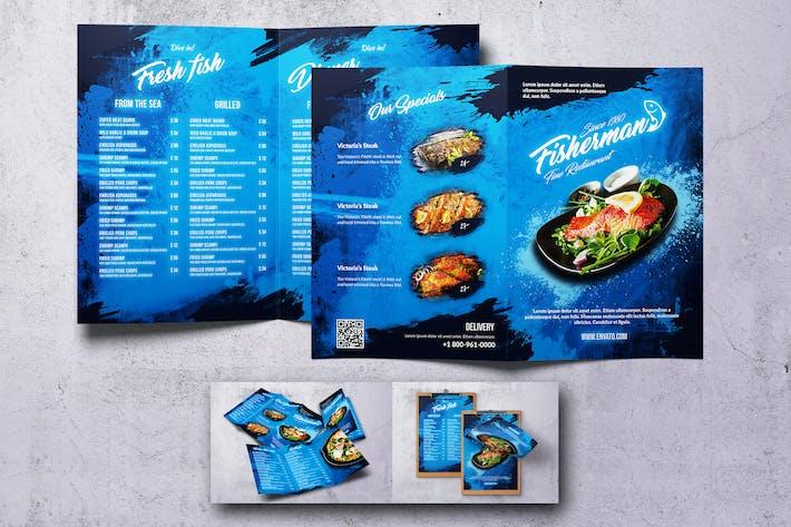 Thumbnail for Fisherman Food Menu Bundle