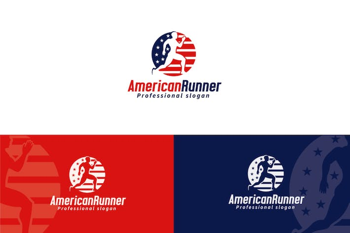 Thumbnail for American Runner Logo