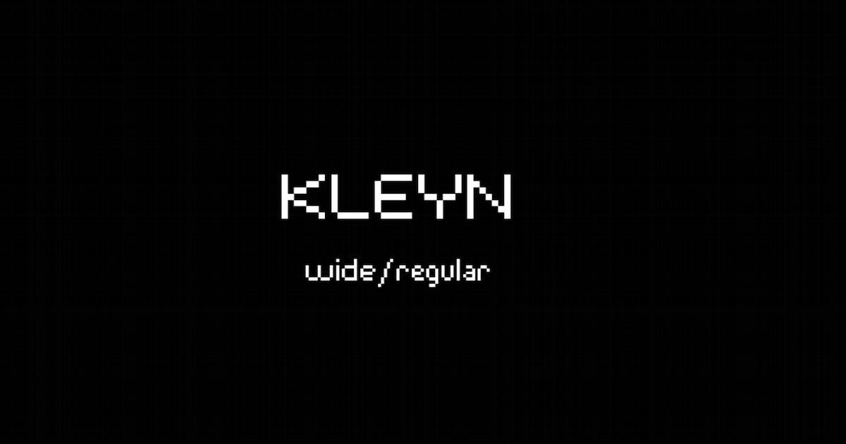 Download Klein by Reghardt