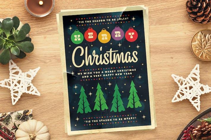 Thumbnail for Christmas — Flyer Template