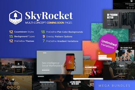 Mega Bundle - Multipurpose SkyRocket in Kürze erhältlich
