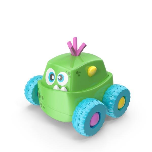 Thumbnail for Green Monster Toy
