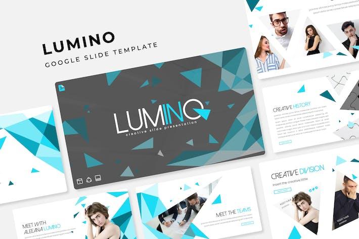 Thumbnail for Lumino - Google Slide Template