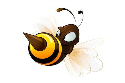 Wütend Hornet