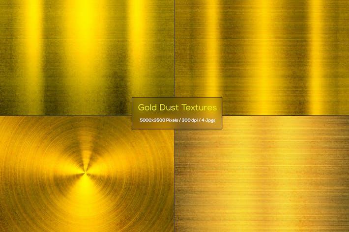 Thumbnail for Textures dorées