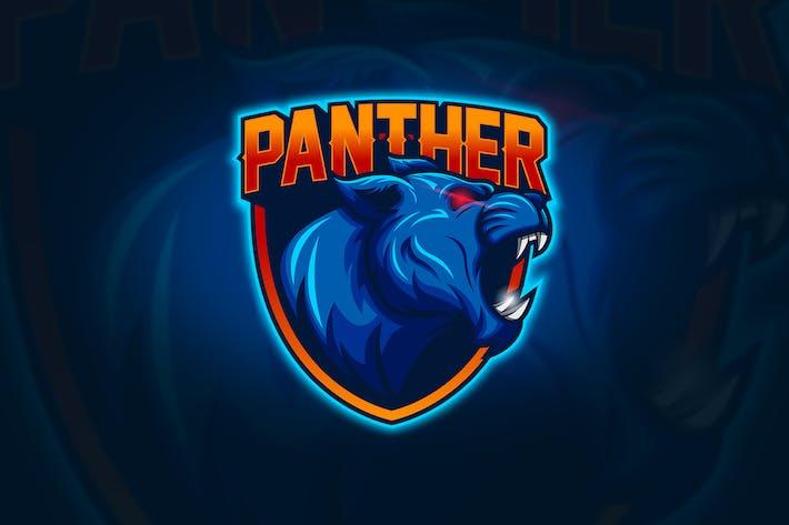 Thumbnail for Panther - Mascot & Esport Logo