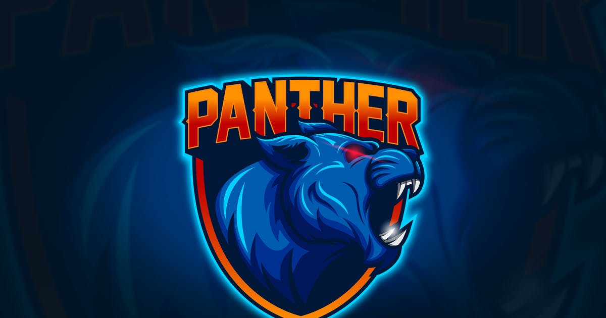 Download Panther - Mascot & Esport Logo by aqrstudio