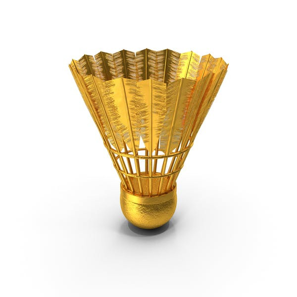 Thumbnail for Shuttlecock Golden