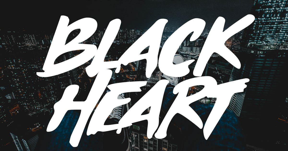 Download Black Heart by shirongampus