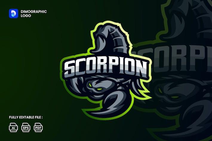 Thumbnail for Scorpion Esport Logo UZ