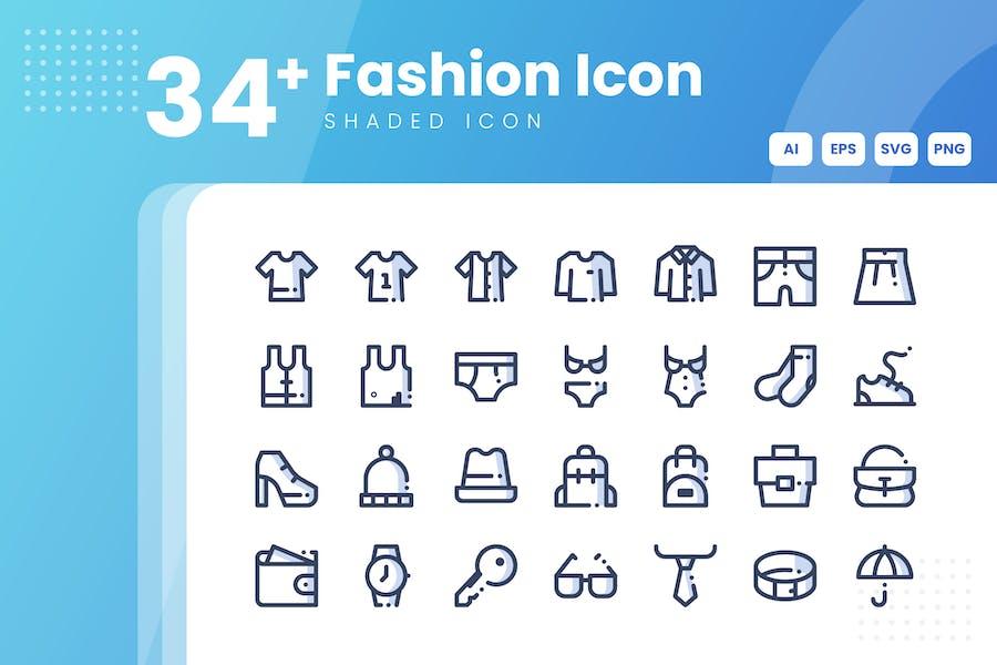 34+ Fashion Icon Collection