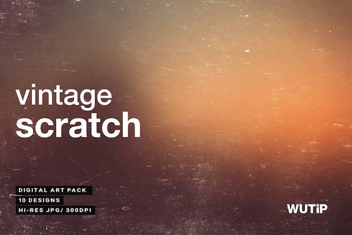 Vintage Scratch Backgrounds