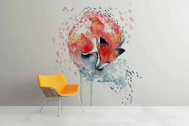 Art Wall Mock-up Vol.1 - product preview 8