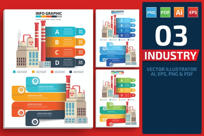 Thumbnail for Industry Infographics