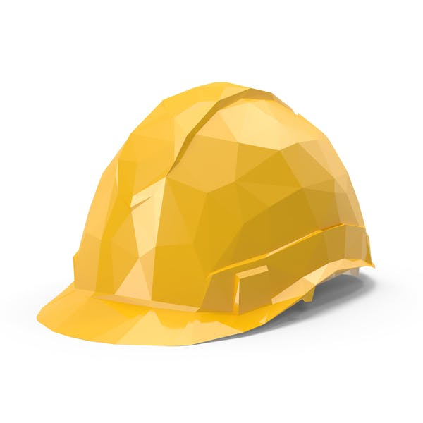 Thumbnail for Low Poly Hard Hat