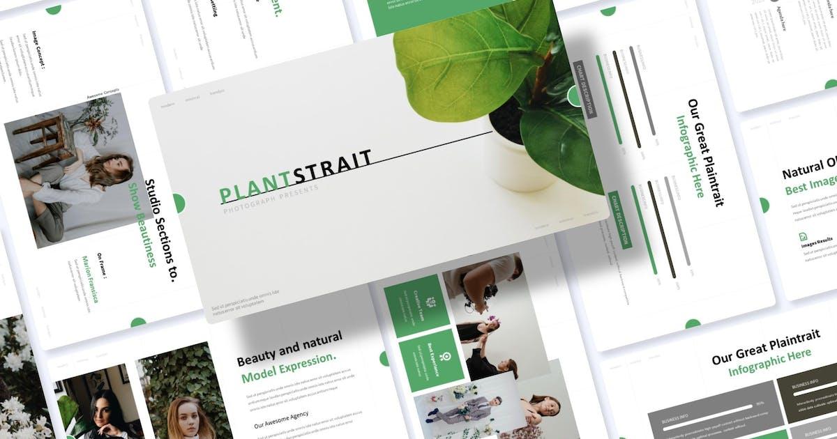 Download Plantstrait | Powerpoint Template by Vunira