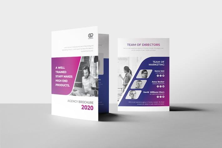Thumbnail for A5 Tri-fold Multipurpose Brochure
