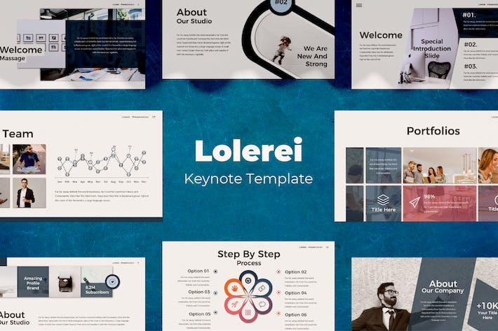 Thumbnail for Лолерей Keynote