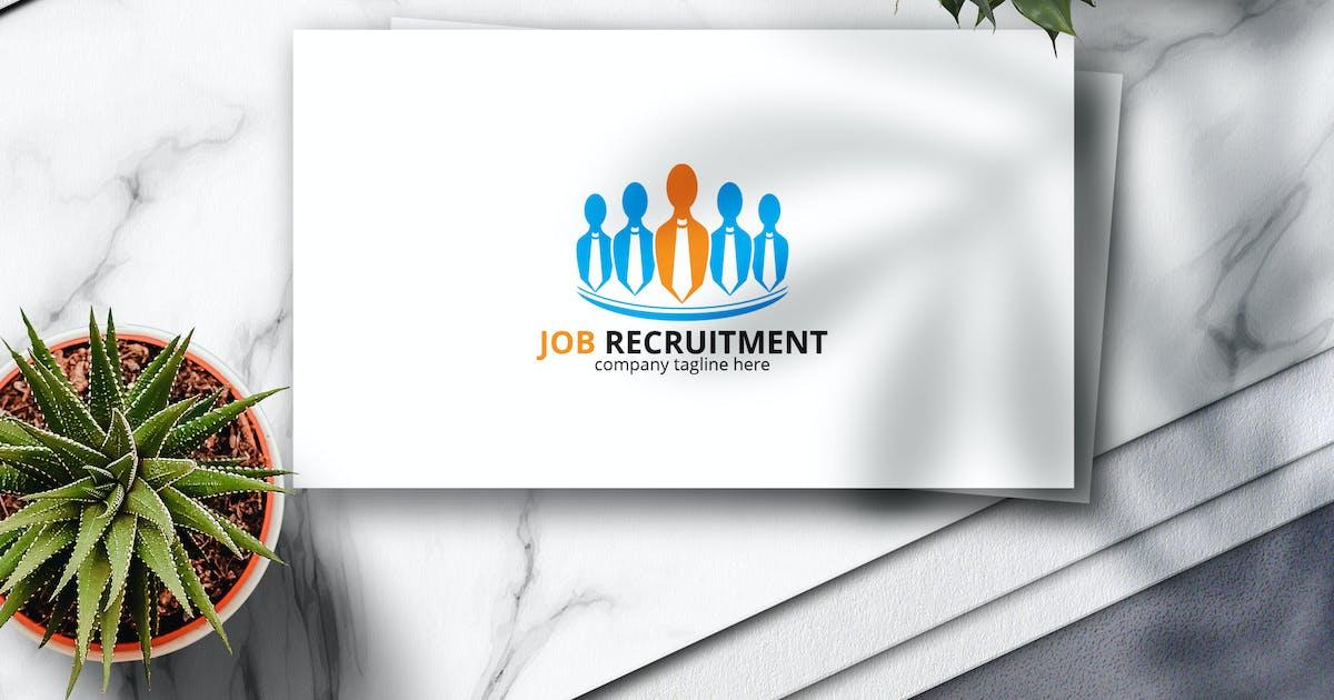 Download Job Recruitment Logo by Voltury