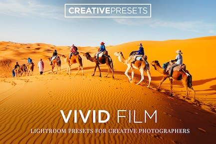 Vivid Color Lightroom presets