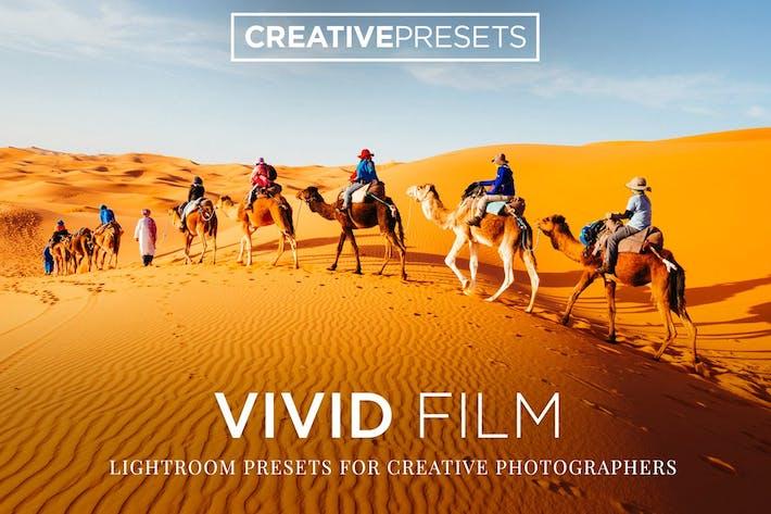 Thumbnail for Vivid Color Lightroom presets