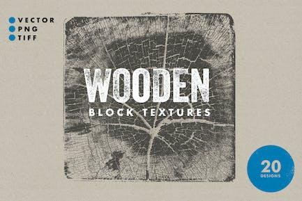 Wooden Block Textures