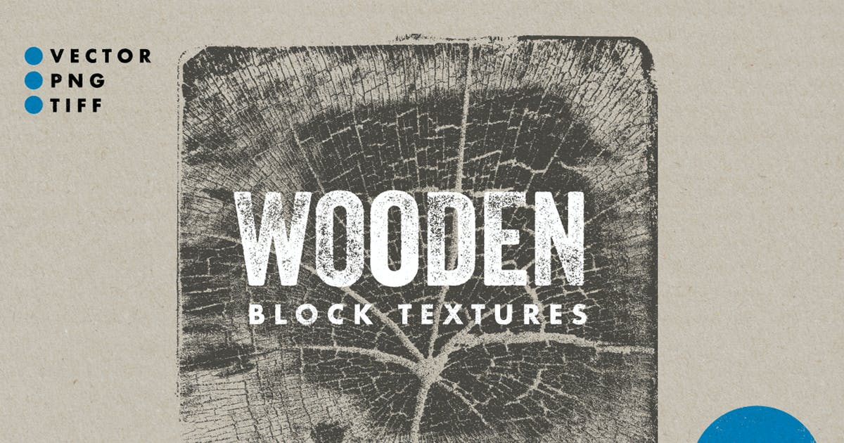 Download Wooden Block Textures by CollectiveOffset