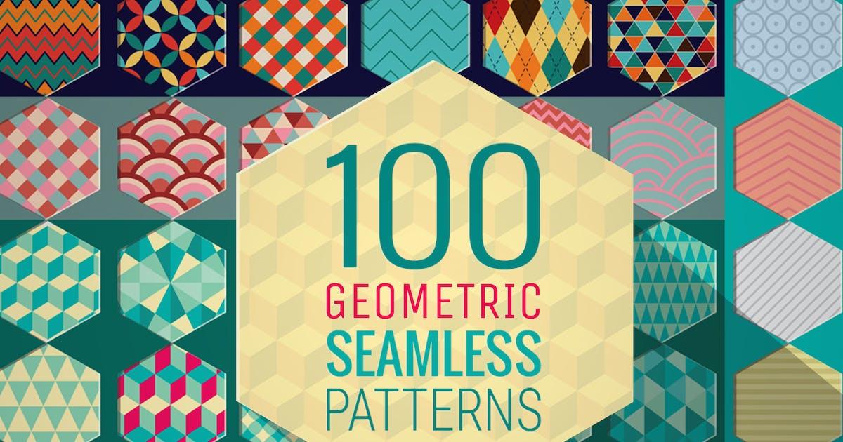 Download 100 Geometric Patterns by helga_helga