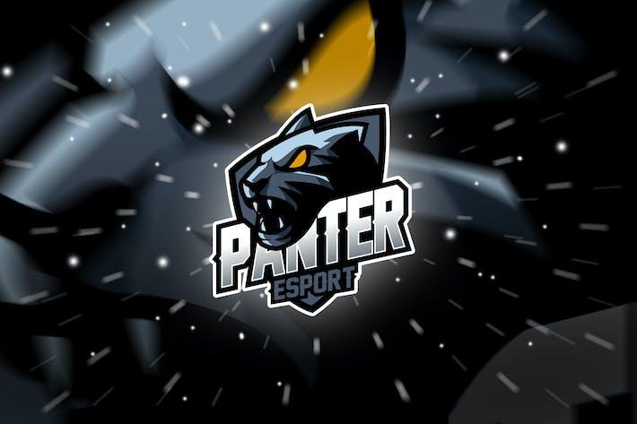 panter - Mascot & Esport Logo