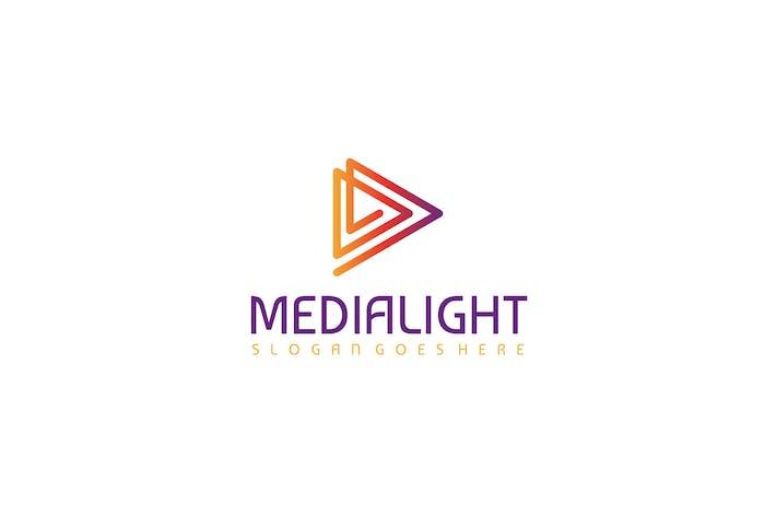 Thumbnail for Media Light Logo