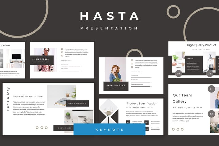 Thumbnail for Hasta Keynote Presentation
