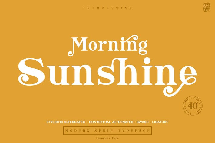 Thumbnail for Morning Sunshine