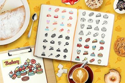 Elementos de tortas