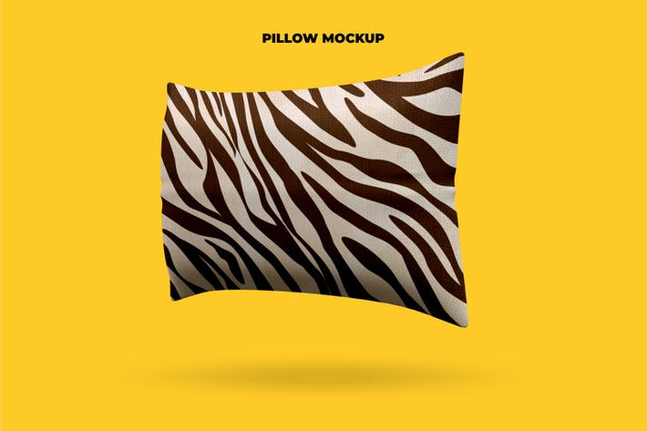 Thumbnail for Pillow Mockup Template