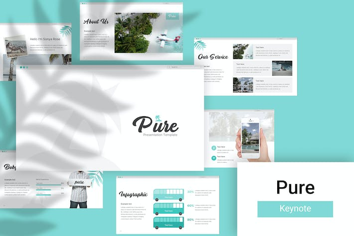 Thumbnail for Pure Google Slide
