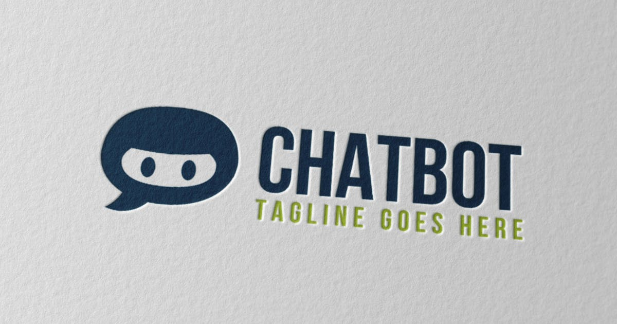 Download Chatbot Logo by Scredeck