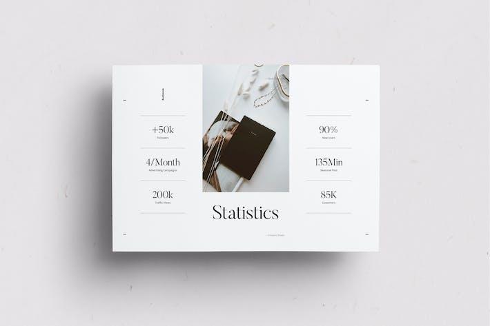 Thumbnail for Diapositiva de estadísticas de mod
